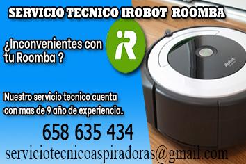 SERVICIO TECNICO IROBOT